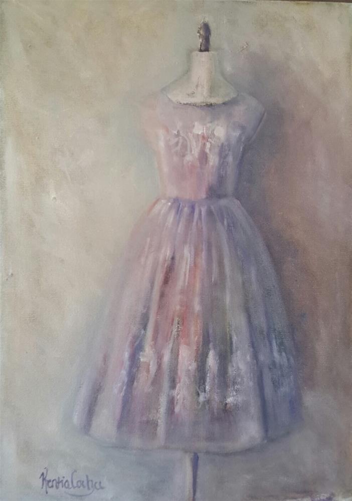 """Sweet sixteen"" original fine art by Rentia Coetzee"