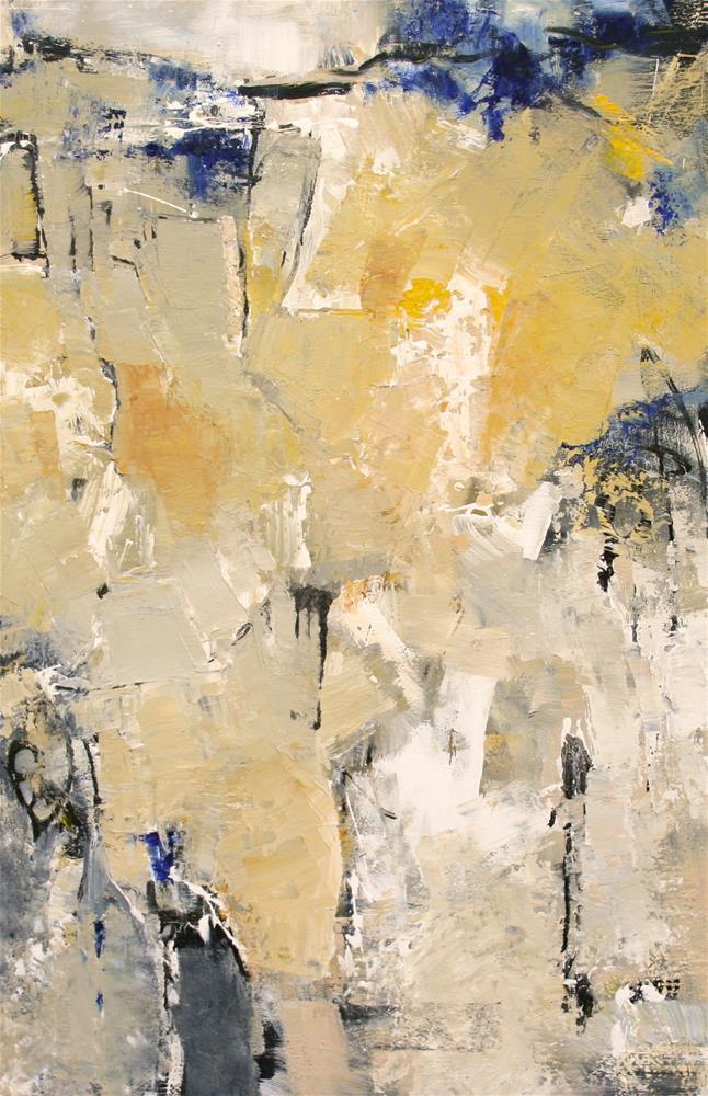 """""""Innermost"""" original fine art by Elizabeth Chapman"""