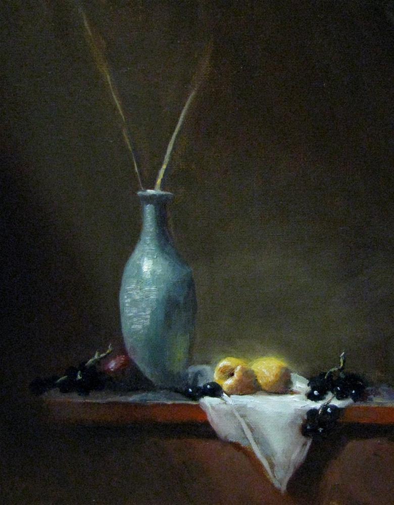 """Light study #634"" original fine art by tom dawson"