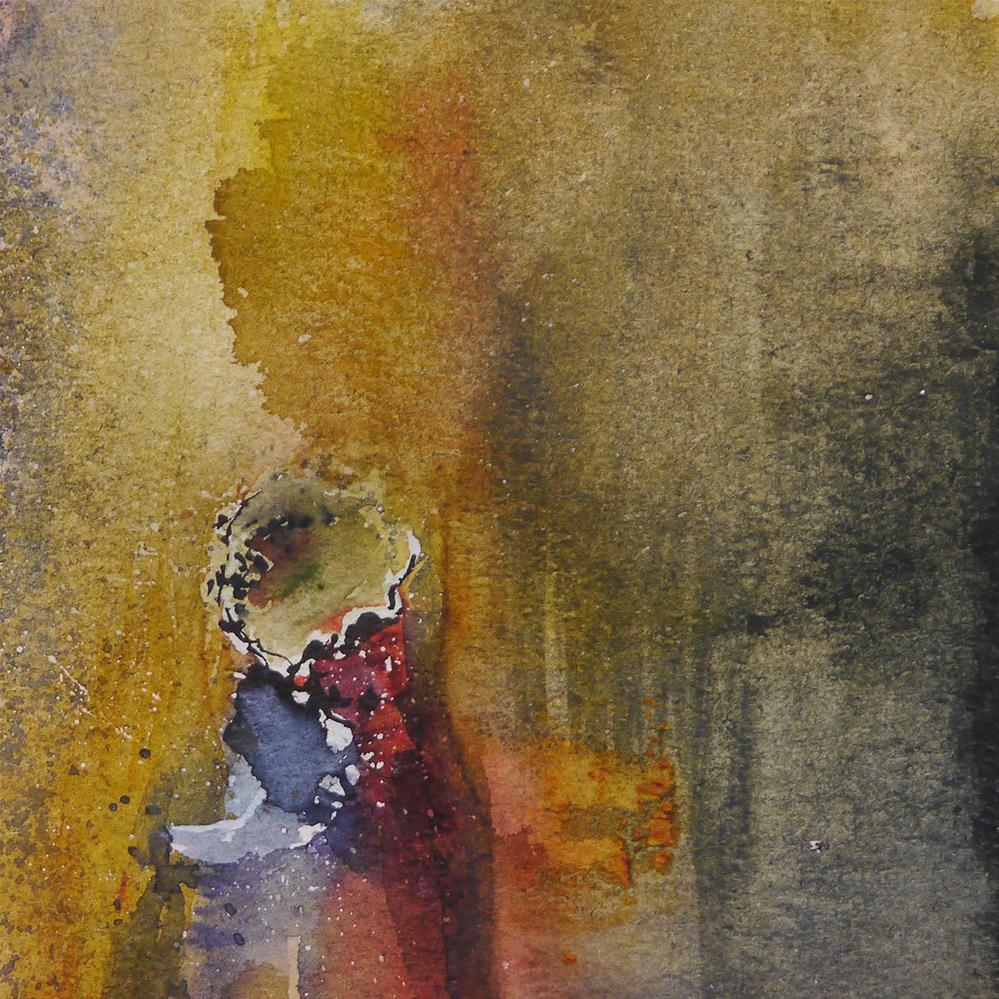 """rusty_7"" original fine art by Beata Musial-Tomaszewska"