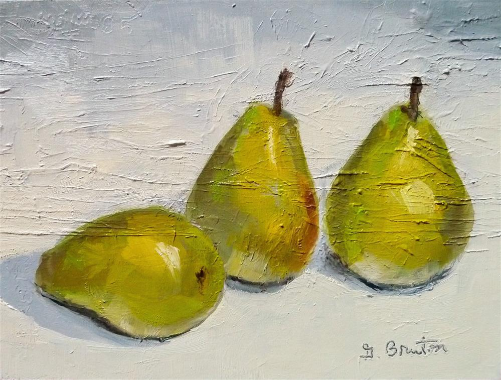 """Organic"" original fine art by Gary Bruton"