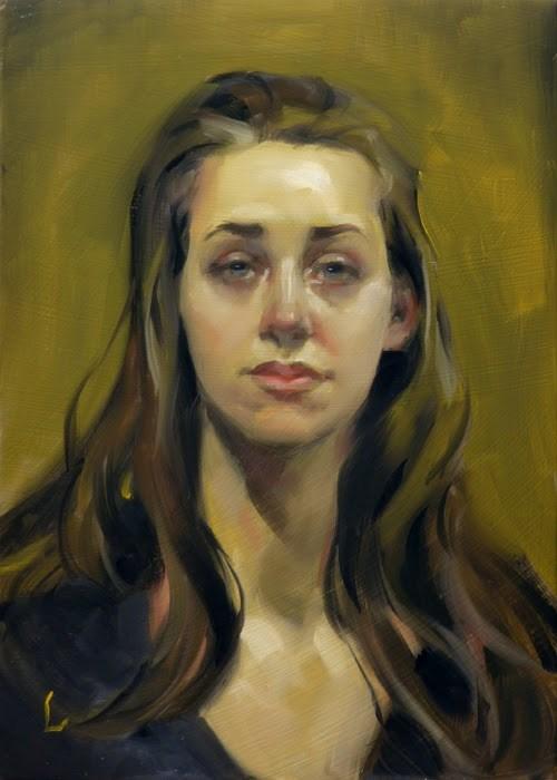 """Leonine"" original fine art by John Larriva"