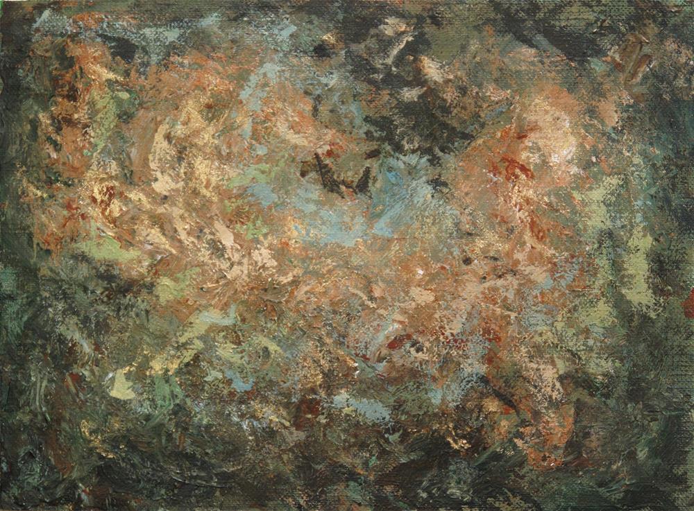 """""""Nebula"""" original fine art by Anna Starkova"""