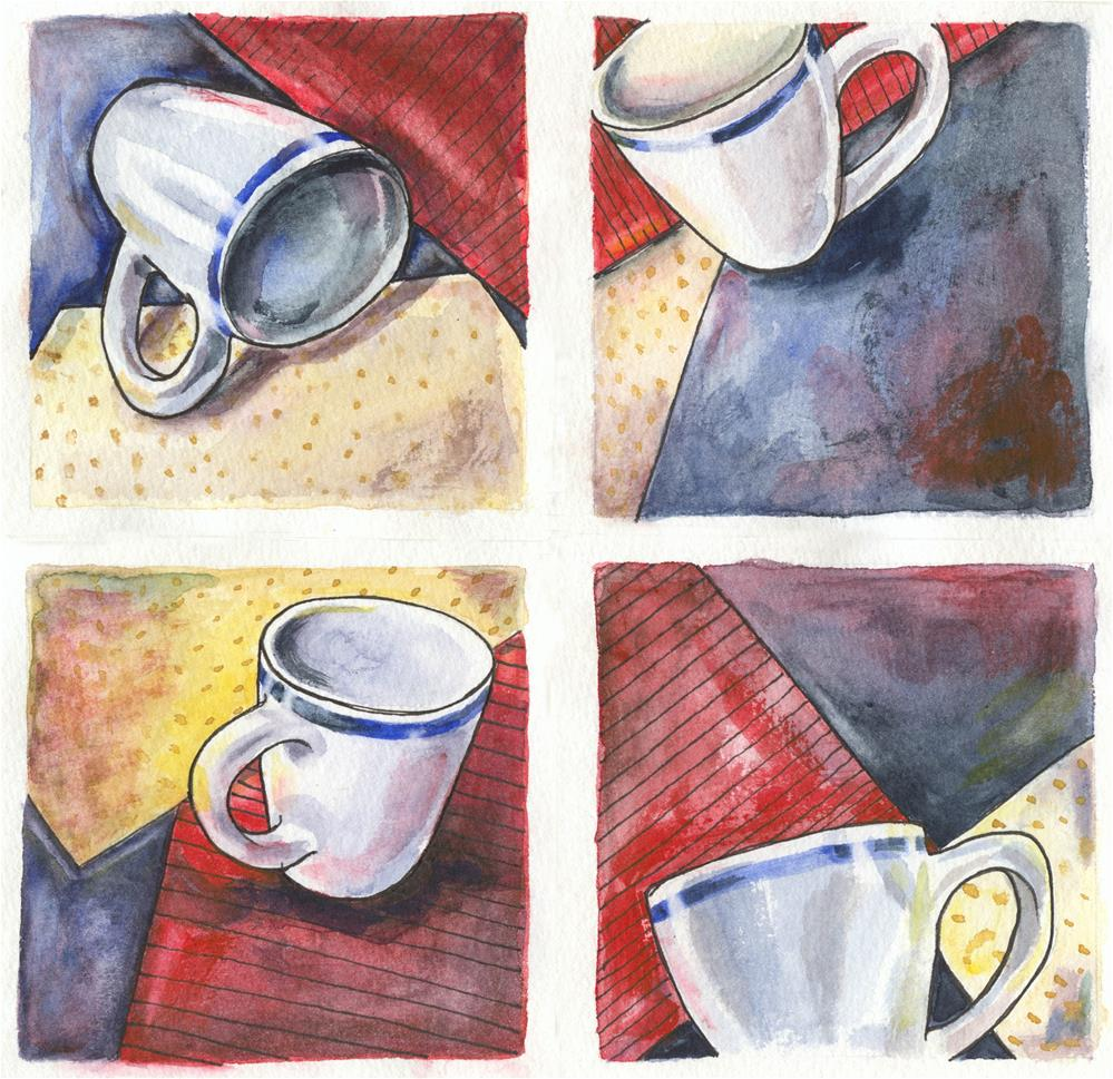 """Favorite Mug"" original fine art by Geri Graley"