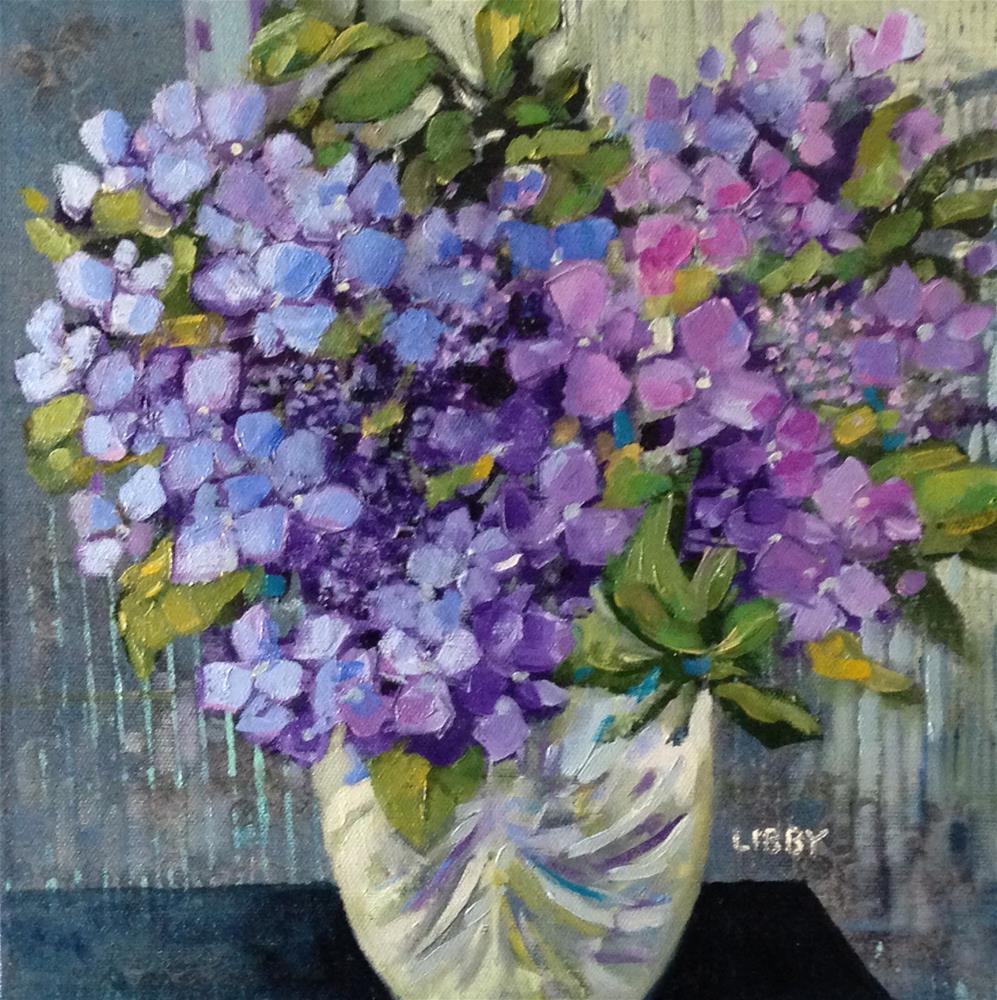 """Heartfelt"" original fine art by Libby Anderson"