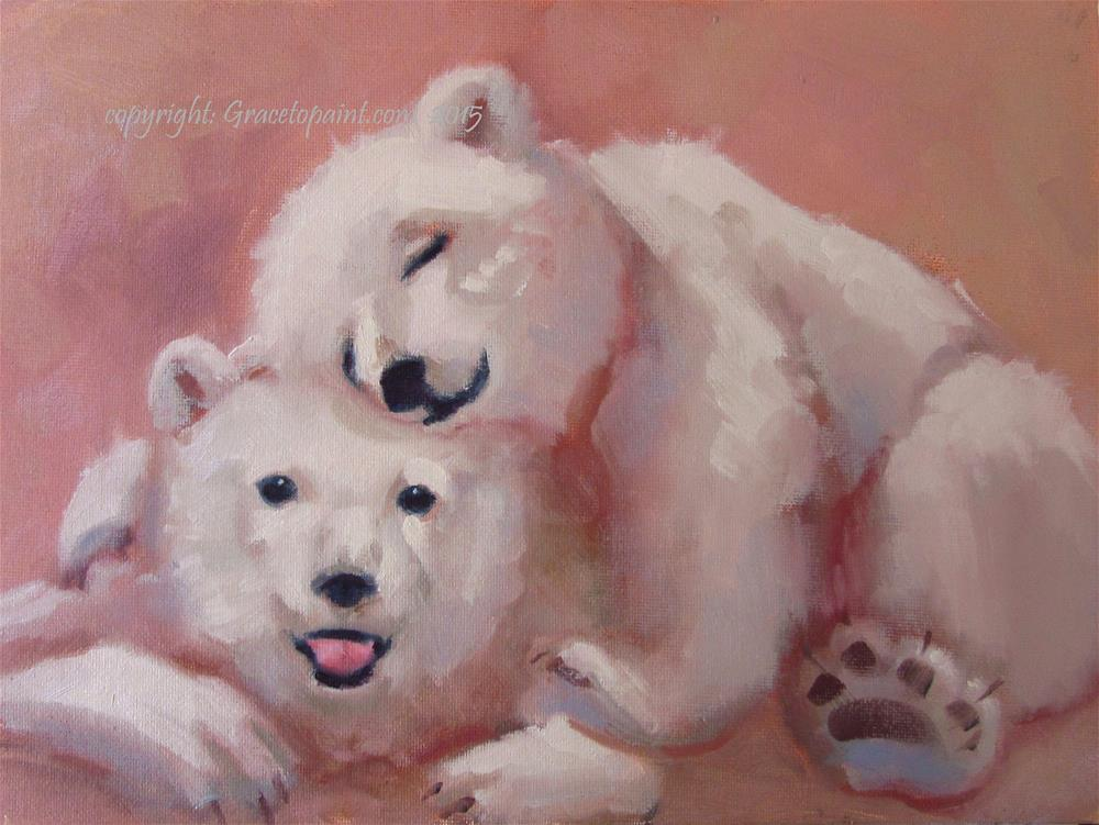 """All Right, Already!"" original fine art by Maresa Lilley"