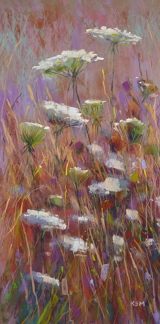 """""""Think Outside the Box ...Painting Format Matters."""" original fine art by Karen Margulis"""