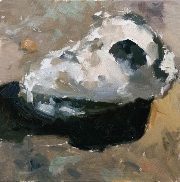 """Oyster #1"" original fine art by Randall Cogburn"