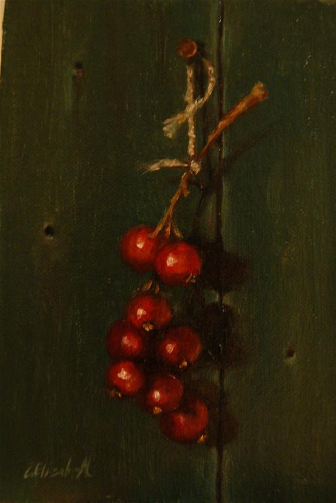 """Untitled"" original fine art by Carolina Elizabeth"
