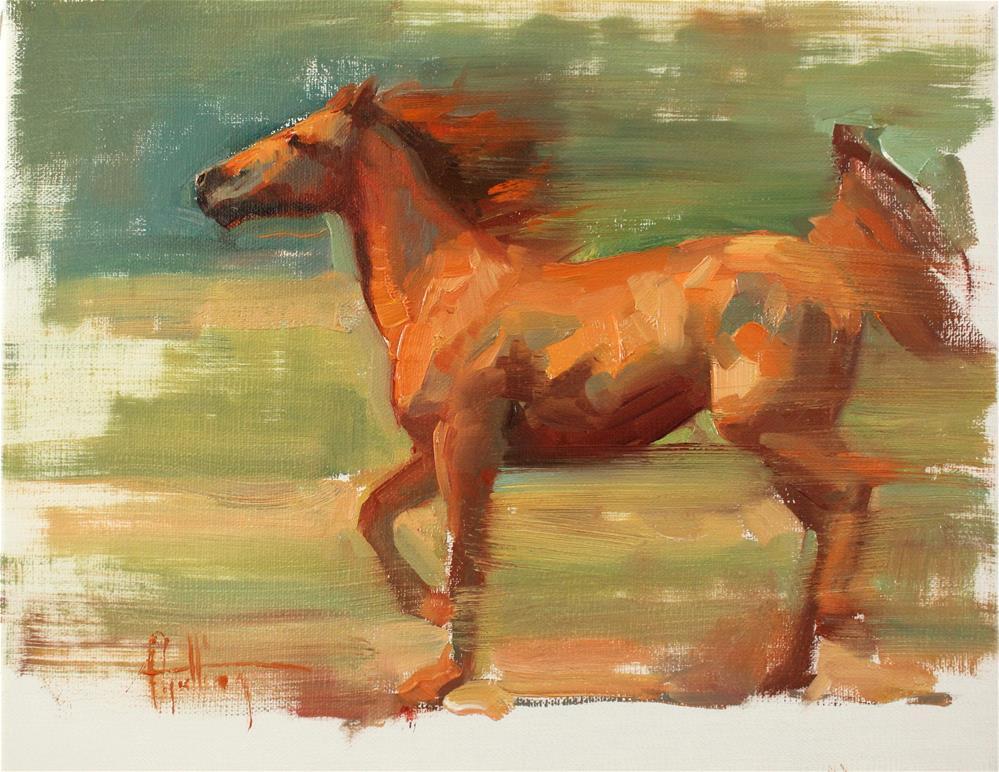 """Sketch #11"" original fine art by Abigail Gutting"
