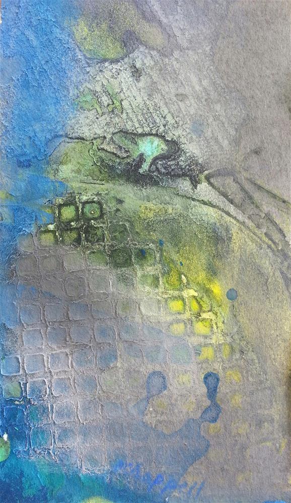 """""""Spot On"""" original fine art by Becky Chappell"""