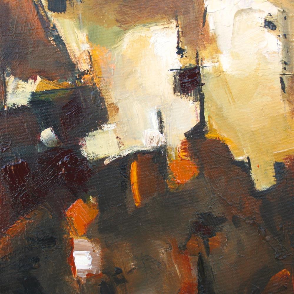 """Jamoca"" original fine art by Elizabeth Chapman"