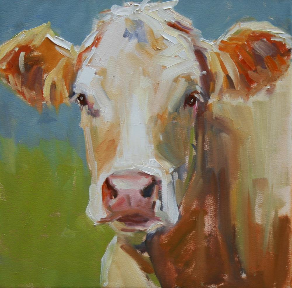 """ava"" original fine art by Carol Carmichael"
