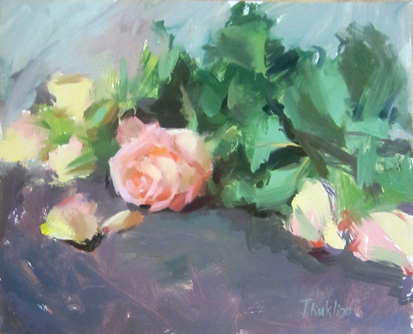 """sketch"" original fine art by Taisia Kuklina"