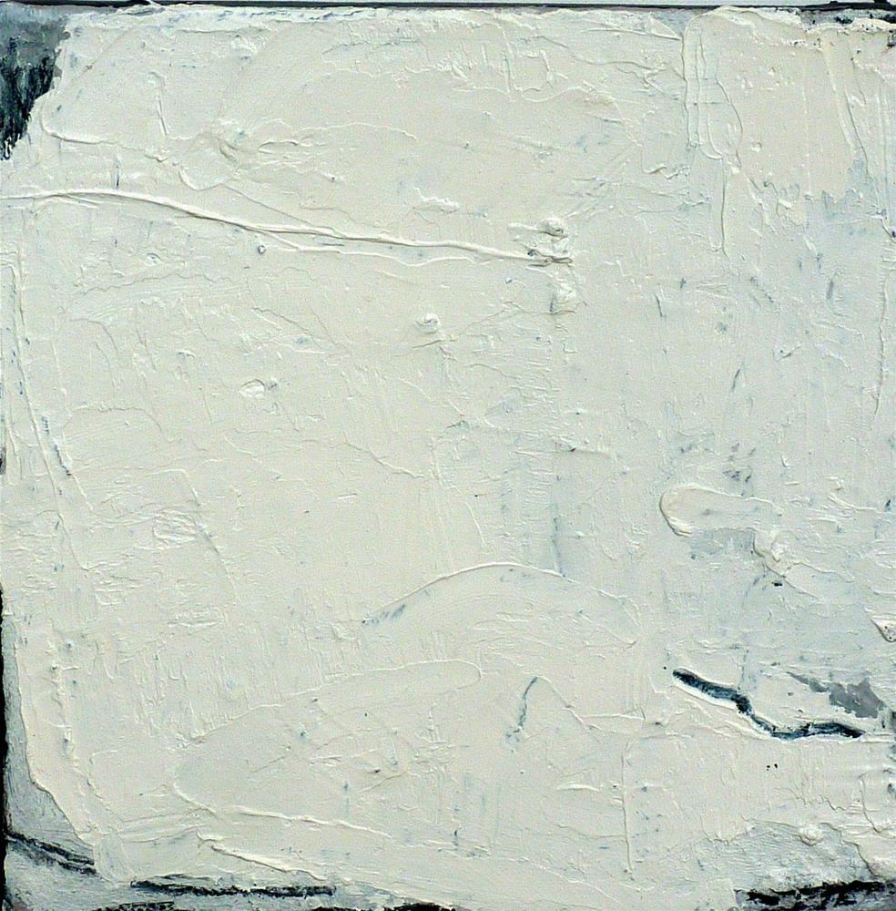 """""""einfach Weiss / simple white"""" original fine art by Mila Plaickner"""