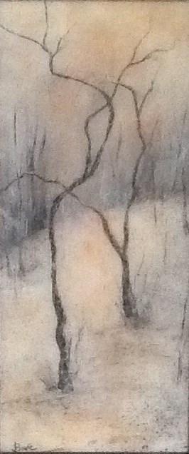 """""""Tango"""" original fine art by Maureen Bowie"""