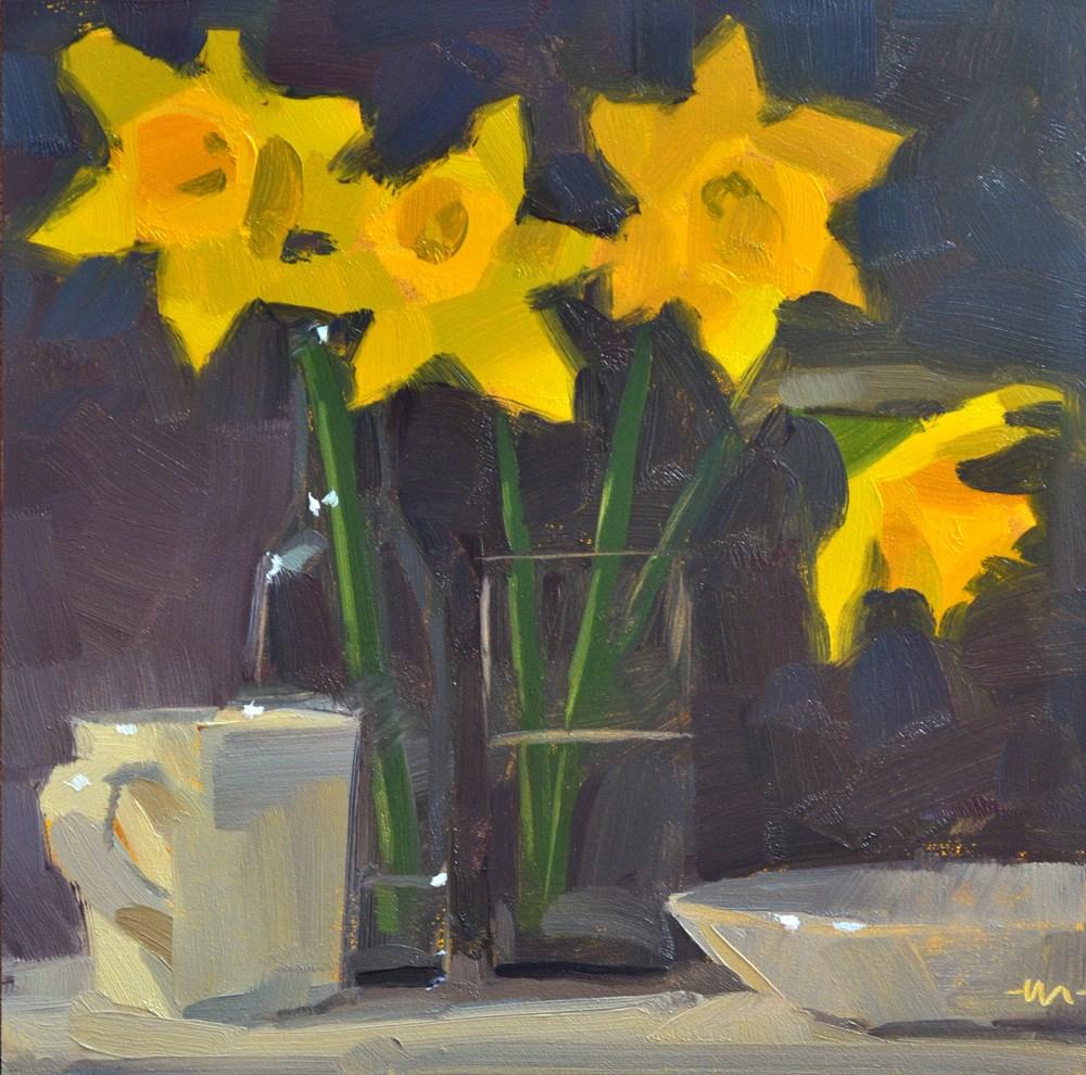 """A Beautiful Life"" original fine art by Carol Marine"