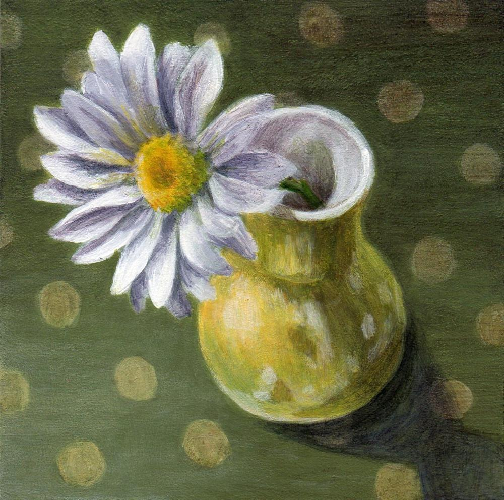 """""""Over You"""" original fine art by Debbie Shirley"""