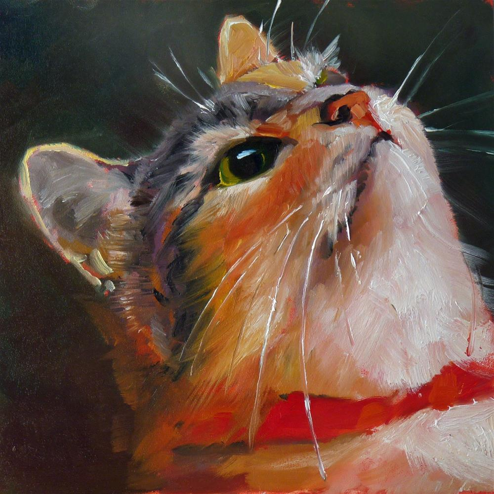 """Star Light, Star Bright"" original fine art by Sharman Owings"