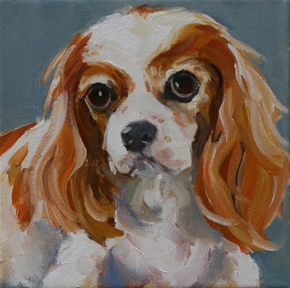"""jilly bean"" original fine art by Carol Carmichael"