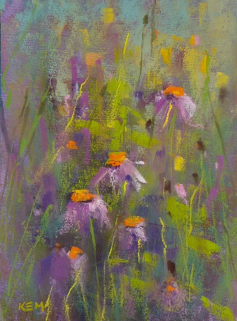 """""""Studio Tip: A Great Use for Pill Containers"""" original fine art by Karen Margulis"""