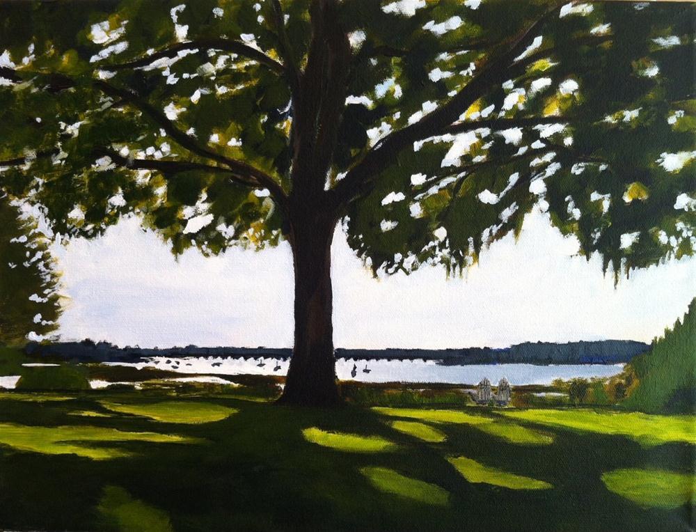 """""""Beaufort"""" original fine art by Karen D'angeac Mihm"""