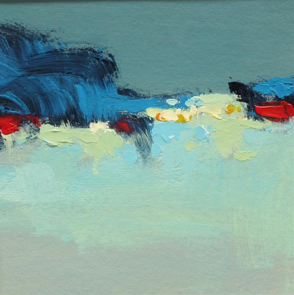 """Landscape 300!"" original fine art by Ewa Kunicka"
