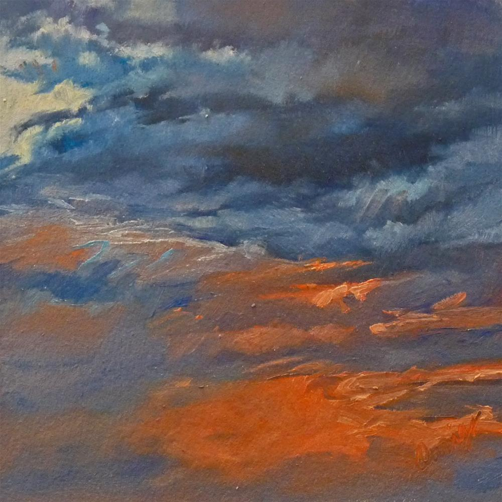 """Sky9"" original fine art by Sharman Owings"