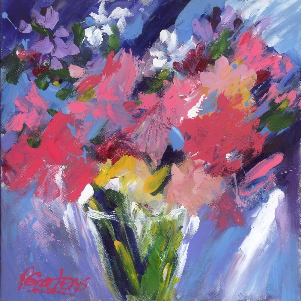 """Radiant Arrangement"" original fine art by Pamela Gatens"