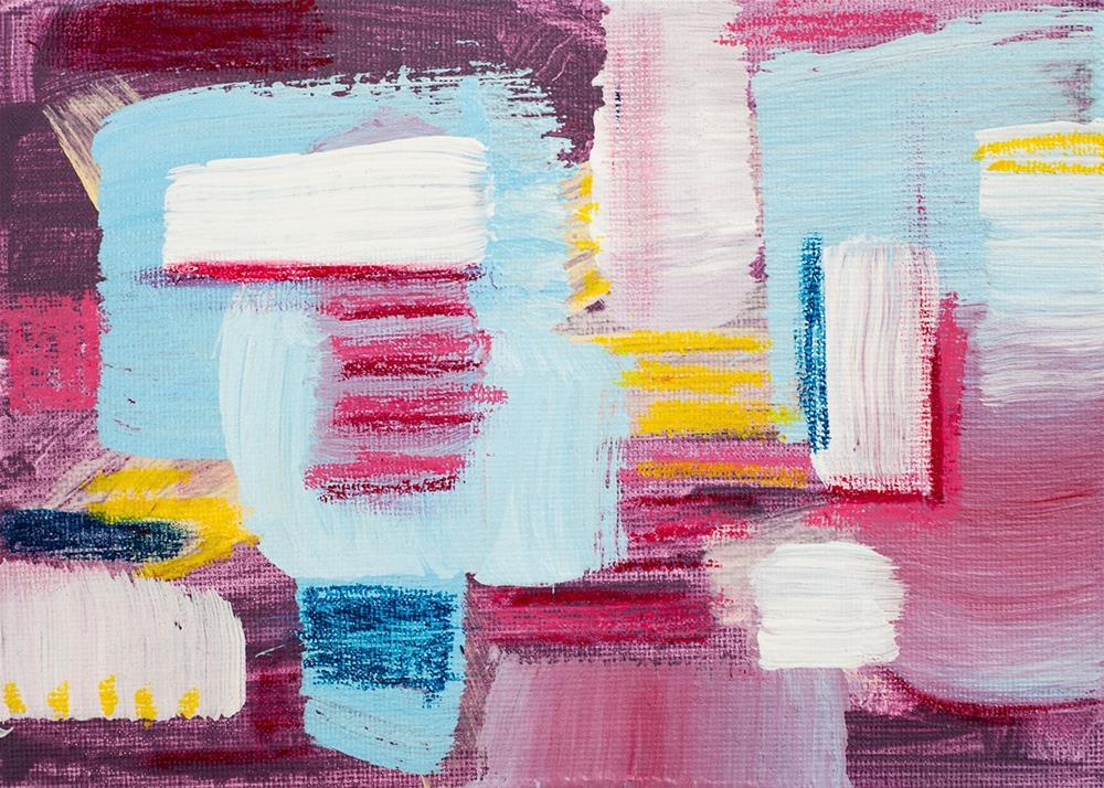 """""""Dawn"""" original fine art by Franziska Schwade"""