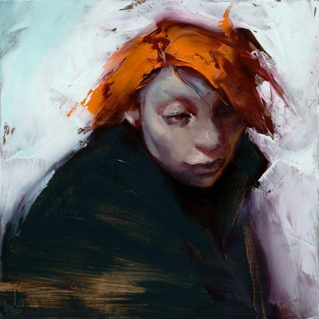 """Controlled Burn"" original fine art by John Larriva"