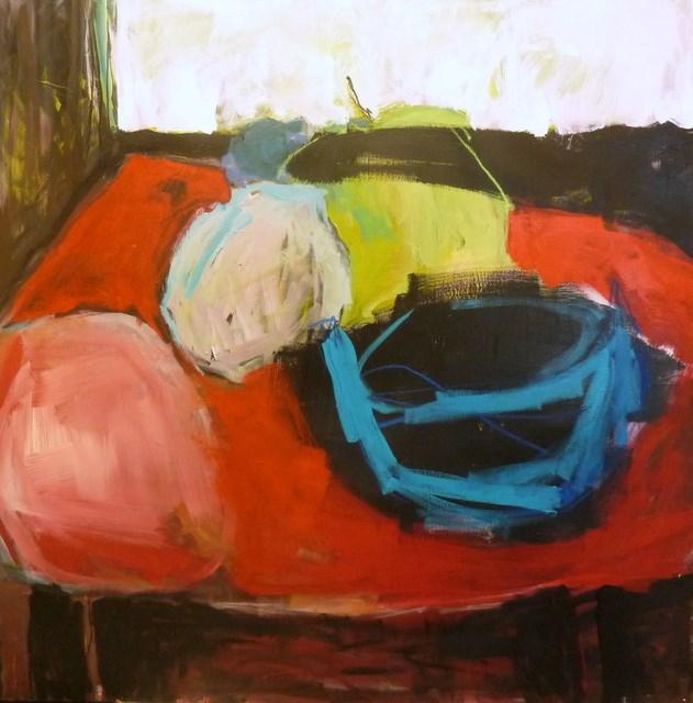 """""""Stilleben - Abstrakt / abstract still life"""" original fine art by Mila Plaickner"""