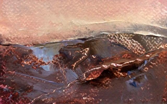 """""""Wilder Places"""" original fine art by Anne Wood"""