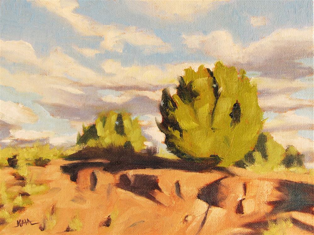 """Arizona Colors"" original fine art by Kaia Thomas"