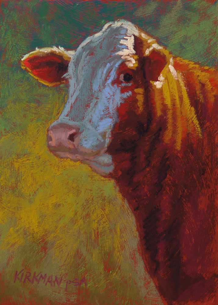 """Shye"" original fine art by Rita Kirkman"