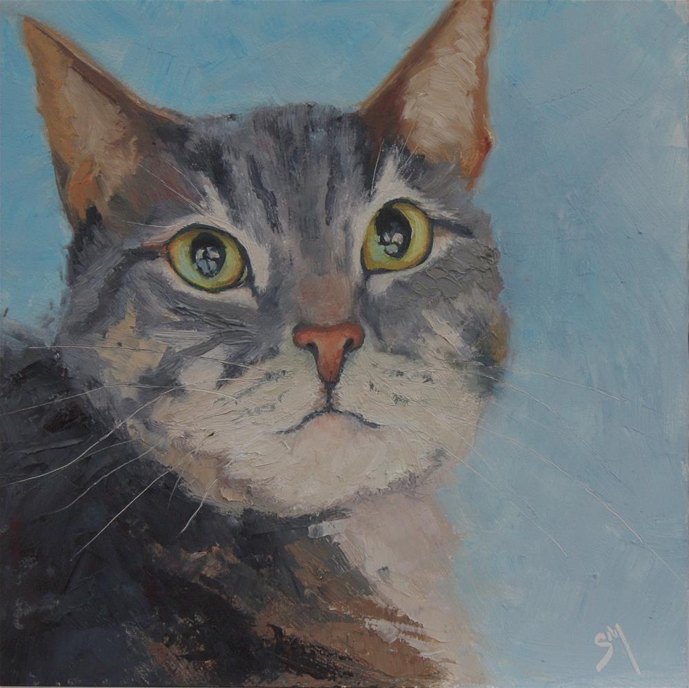 """Maddie"" original fine art by Sheila Marie"