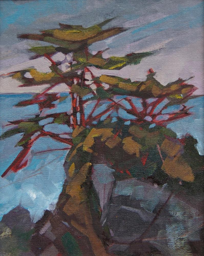 Beyond Ucluelet original fine art by Brian Buckrell