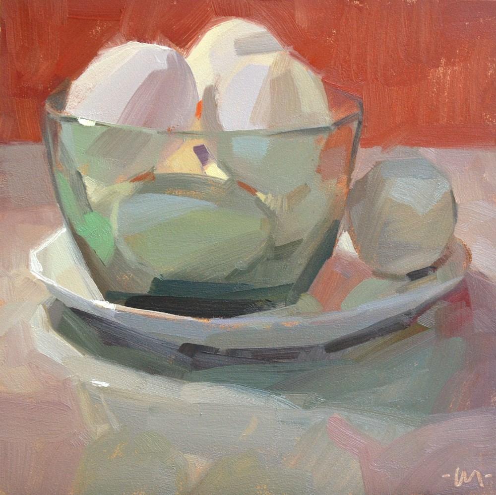 """""""Egg Island"""" original fine art by Carol Marine"""