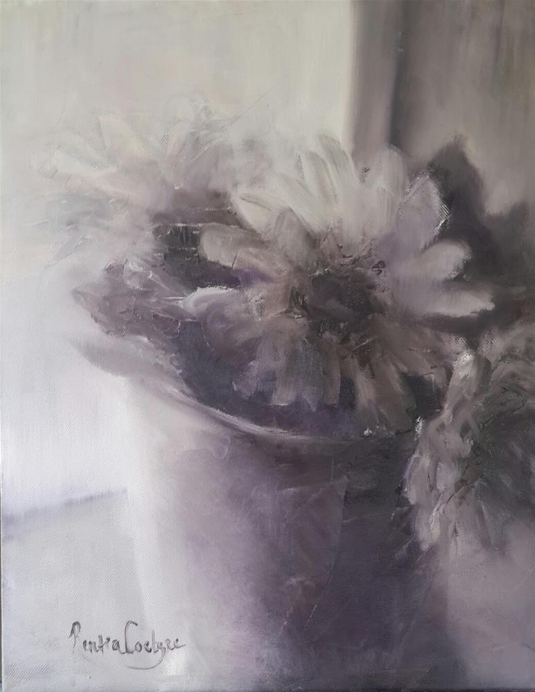 """Sunny corner"" original fine art by Rentia Coetzee"