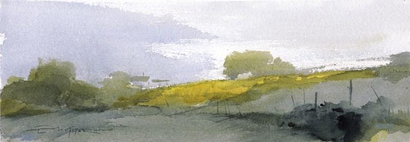 """Countryside 15"" original fine art by Emilio López"