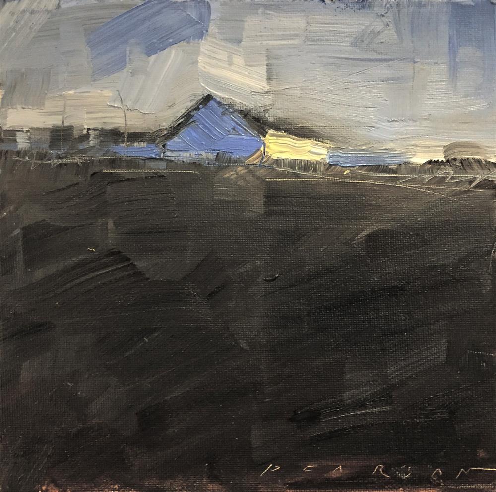 """0890/DPW"" original fine art by Dennis Pearson"