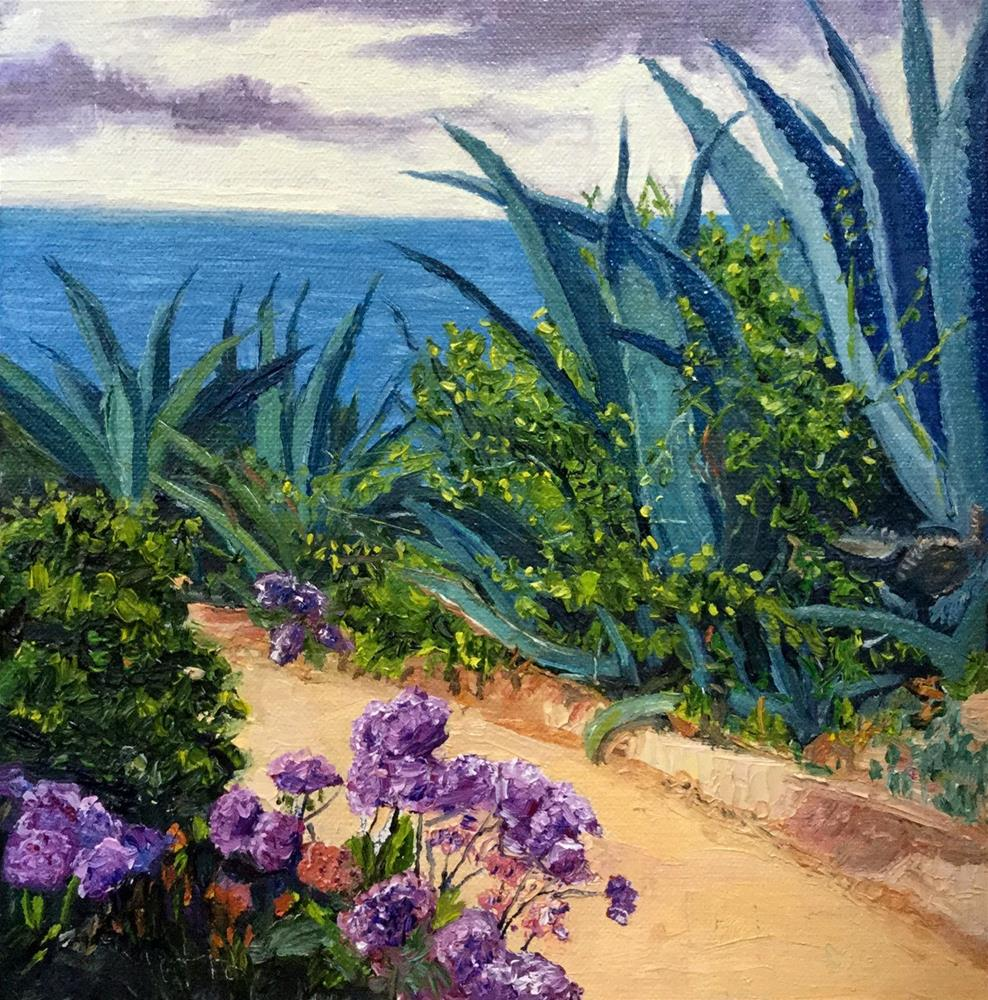 """Pacific Gems"" original fine art by Patricia Matranga"