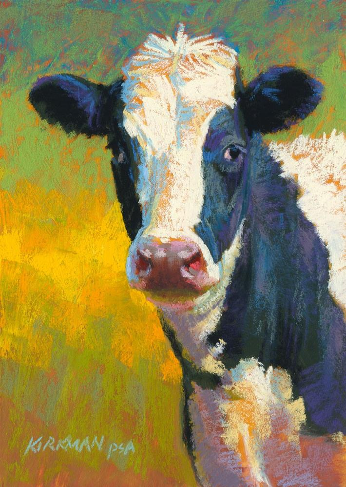 """Stew"" original fine art by Rita Kirkman"