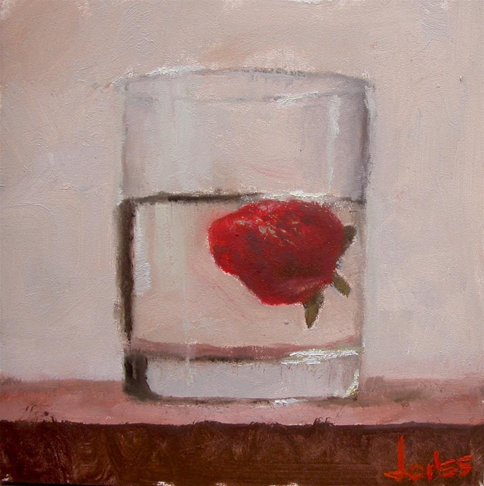 """Just Add Water"" original fine art by Richard Jones"