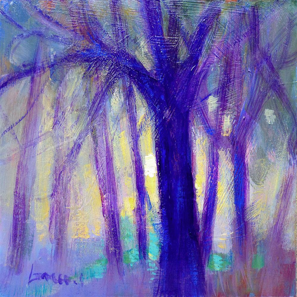 """""""Undergrowth"""" original fine art by salvatore greco"""
