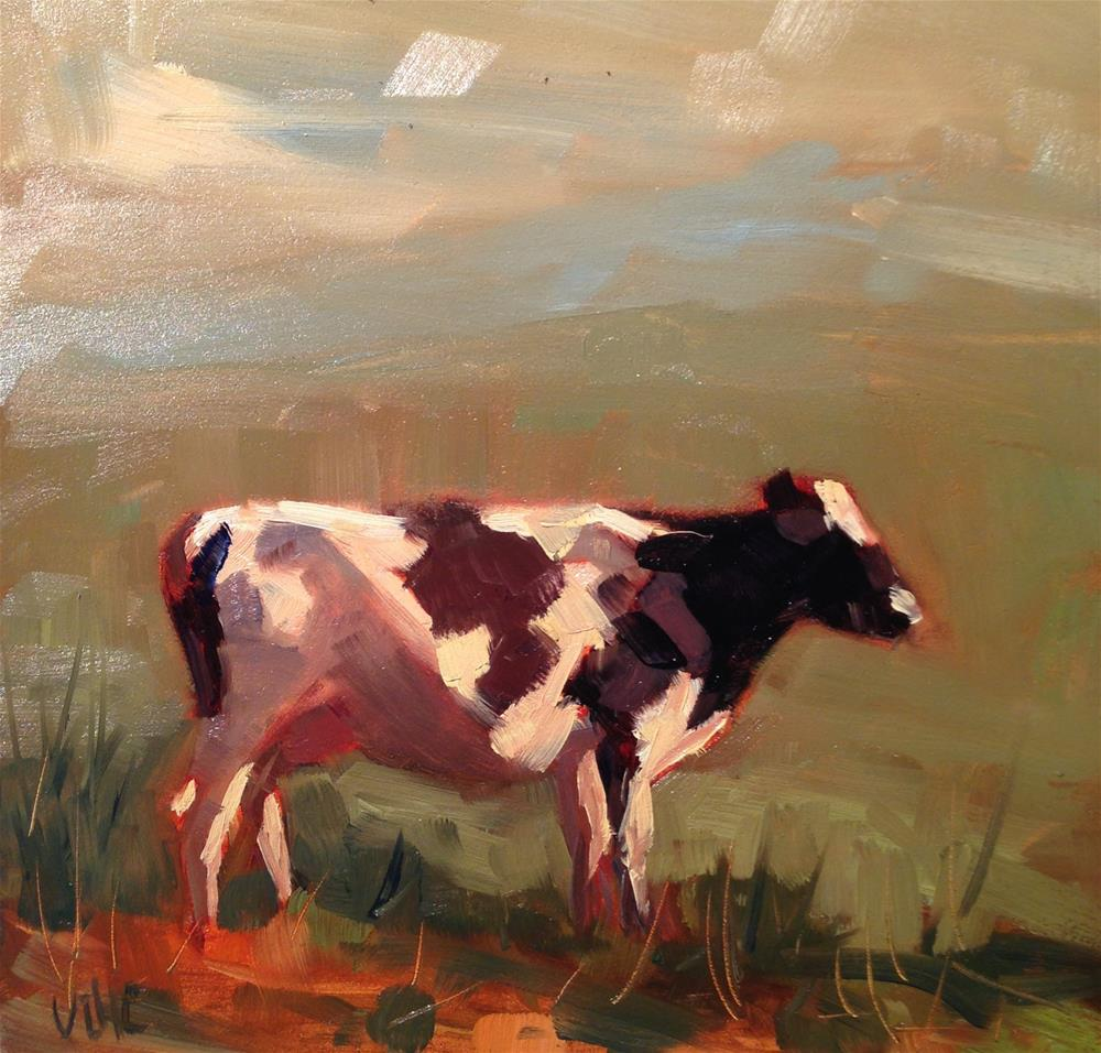 """#227 The Promise Land"" original fine art by Patty Voje"