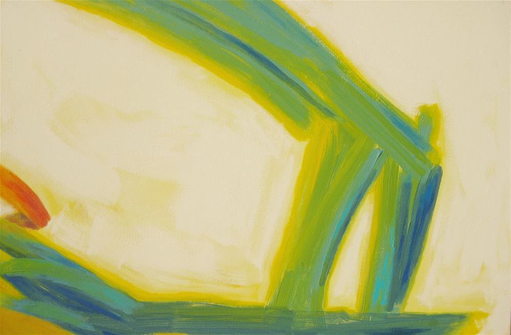 """""""part 4 High Speed Internet"""" original fine art by Priscilla Bohlen"""