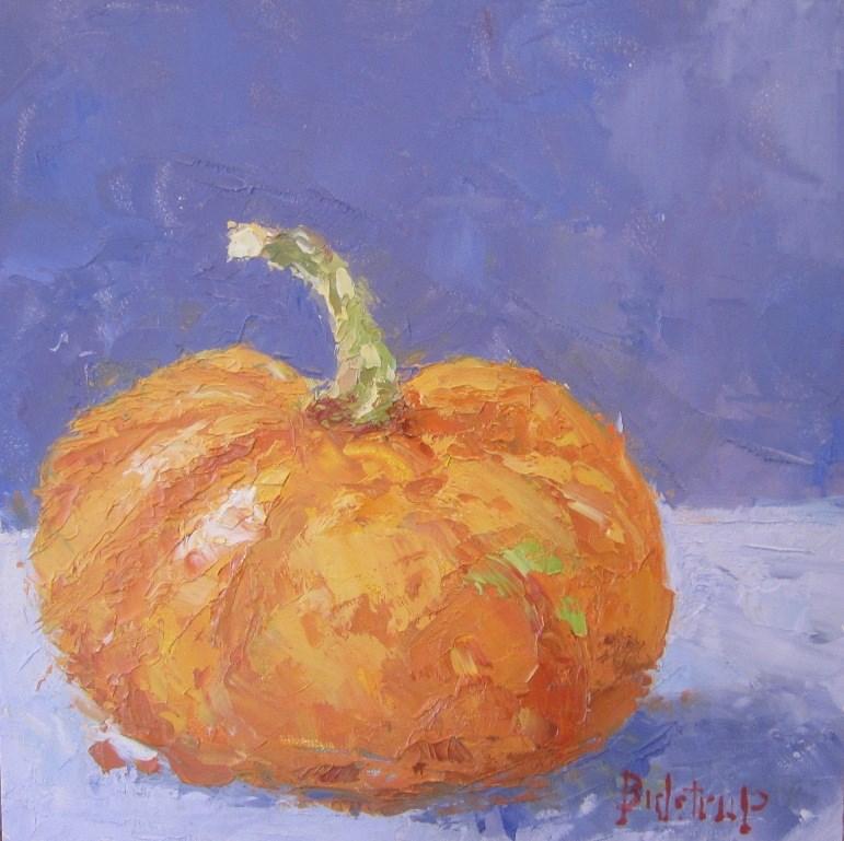 """Autumn Solo"" original fine art by Mark Bidstrup"