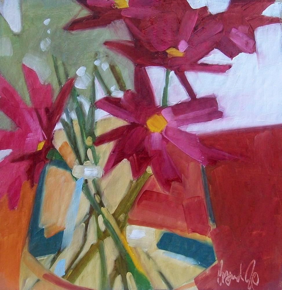 """Burst"" original fine art by Brandi Bowman"
