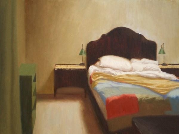 """Our Room"" original fine art by Weston Hobdy"